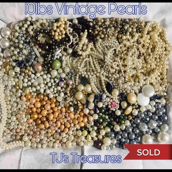 Pearl Jewelry - ❌SOLD❌Loose Beads & 33 Necklaces (READ)!